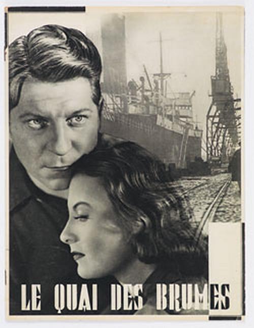 Le Quai des brumes, un film de Marcel Carné