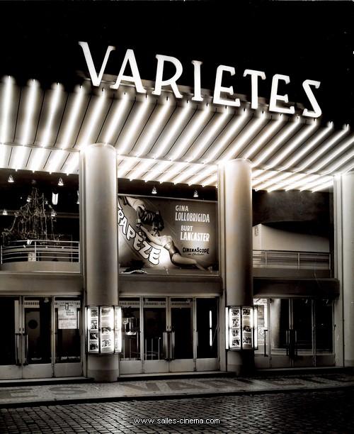 Cinéma Les Variétés à Toulouse, aujourd'hui UGC Toulouse.