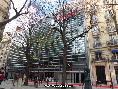Cinéma Gaumont Convention à Paris  Salles-cinema.Com