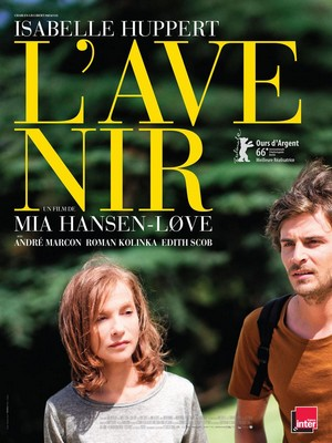 L'Avenir, un film de Mia Hansen-Love
