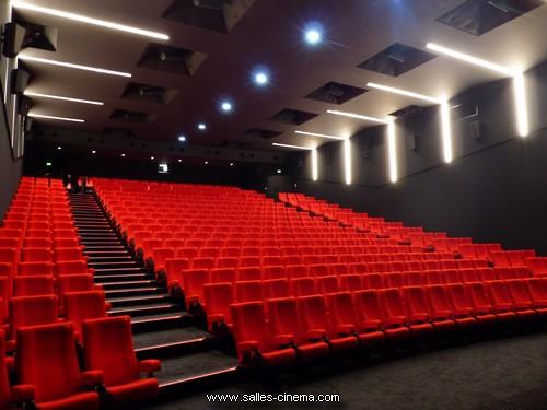 Salle du cinéma Gaumont Convention