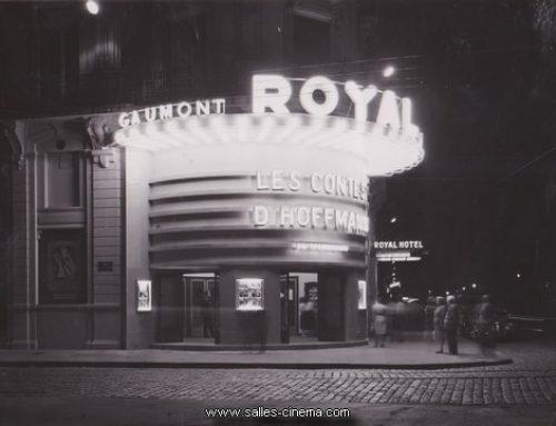 Cinéma Gaumont Royal à Lyon