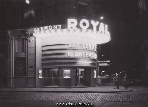 Cinéma Royal à Lyon
