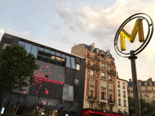 Nouveau cinéma Gaumont Alésia