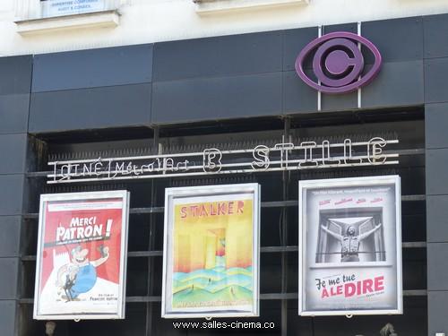 Fermeture du cinéma La Bastille