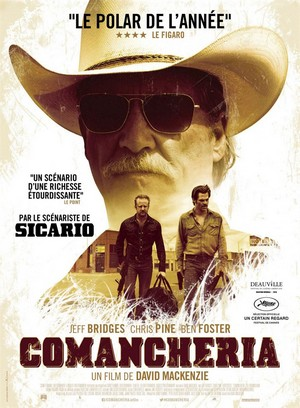 comancheria, un film de David MacKenzie