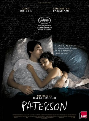 Paterson, un film de Jim Jarmush