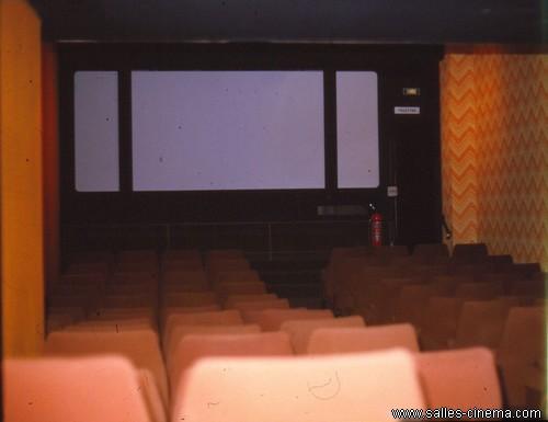 Salle du cinéma Gaumont Tivoli à Lyon