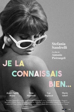Je la connaissais bien, un film de Antonio Pietrangeli
