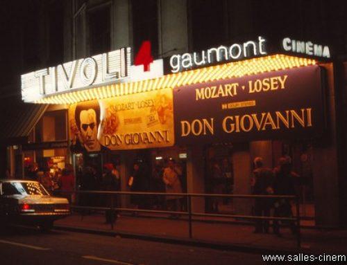 Document: Avant-première de Don Giovanni au Gaumont Tivoli de Lyon