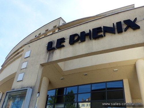 Cinéma le Phénix à Montbard
