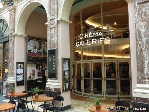 Cinéma Galeries à Bruxelles