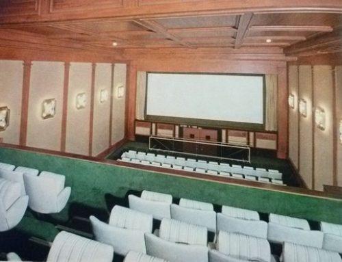 Cinéma Lord Byron à Paris