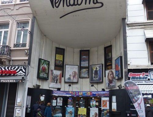 Cinéma Vendôme à Bruxelles