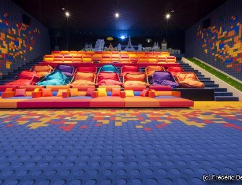 Dossier: une salle de cinéma pour les enfants.