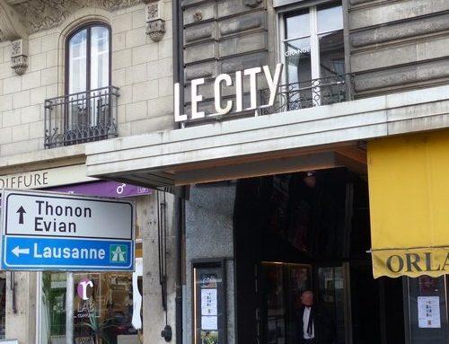 Cinéma Le City à Genève