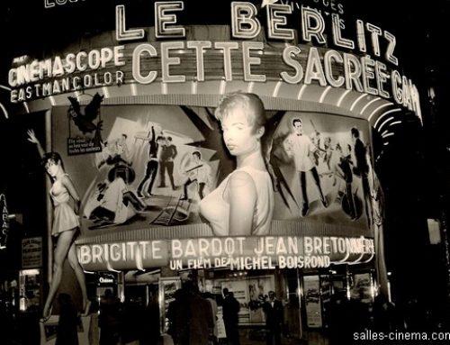 Cinéma Berlitz à Paris