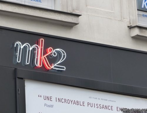 Cinéma Mk2 Bastille Saint-Antoine à Paris