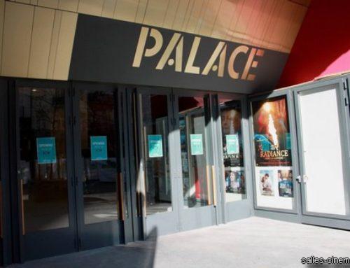 Cinéma Palace à Bruxelles