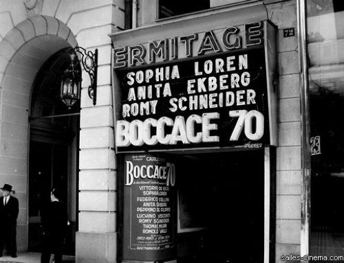 Cinéma Ermitage à Paris