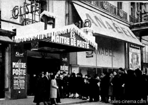 Cinéma Colisée à Paris