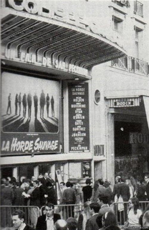 Cinéma Gaumont Colisée à Paris