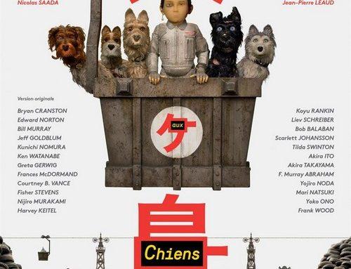 L'Île aux chiens: royal canin.