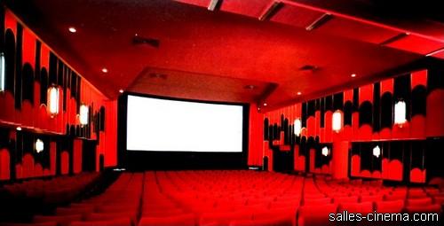 Cinéma Mercury à Paris