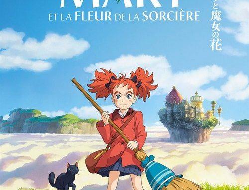 Mary et la fleur de la sorcière: Ghibli chez Harry Potter.