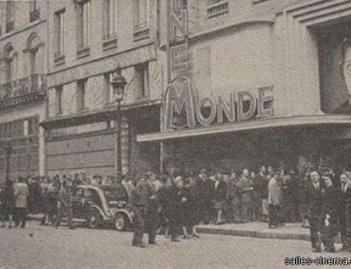 Cinéma Cinémonde-Opéra à Paris