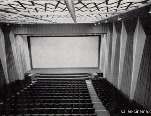 Cinéma l'Éperon à Angoulême