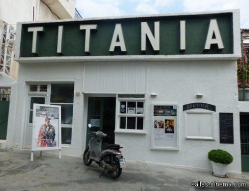 Cinéma Titania à Spetses