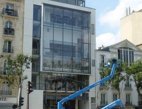A Paris, la réouverture du cinéma UGC Gobelins.