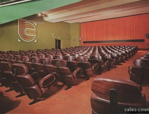 Cinéma Marbeuf à Paris