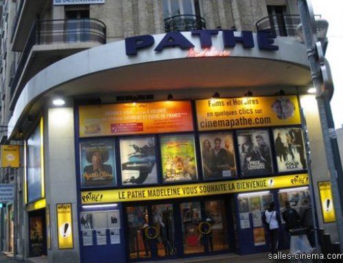 Cinéma Pathé Madeleine à Marseille