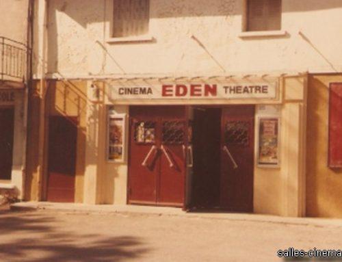 Cinéma Eden à Crest