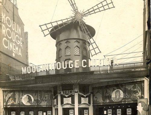 Cinéma Moulin Rouge à Paris