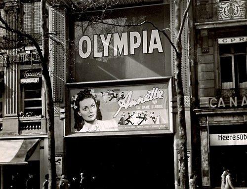 Cinéma Olympia à Paris