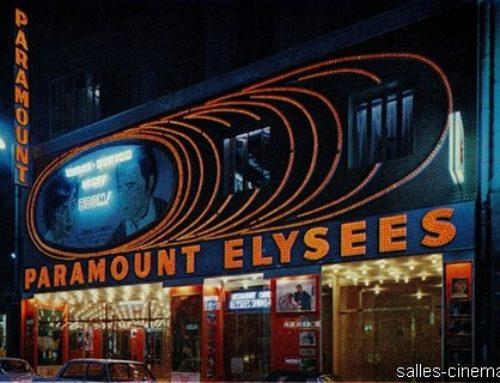 Cinéma Paramount-Elysées à Paris