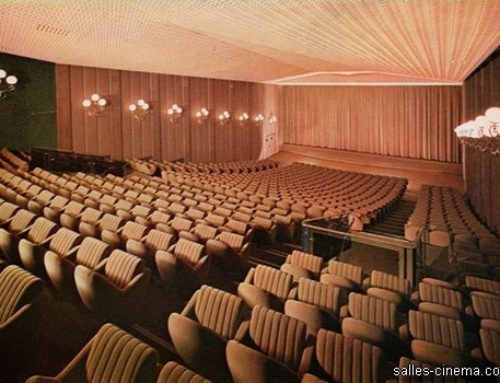 Cinéma Paramount Montmartre à Paris