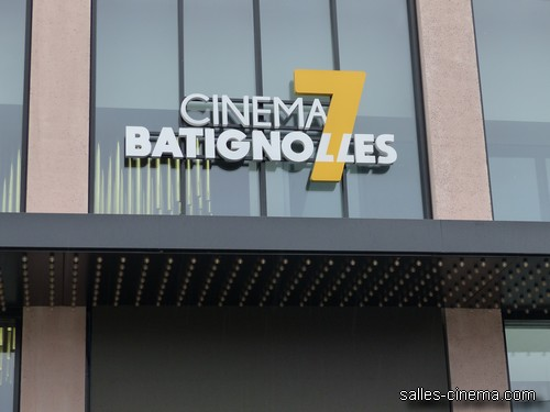 Cinéma Les 7 Batignolles
