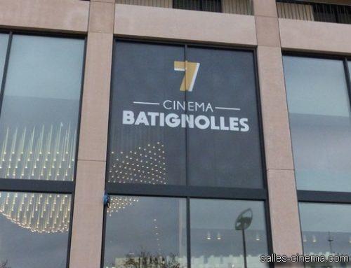 Cinéma Les 7 Batignolles à Paris