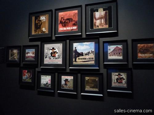 Exposition Sergio Leone à la Cinémathèque française
