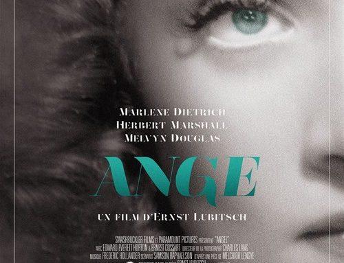 Ange: la femme sans nom.