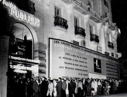 Cinéma Studio Publicis à Paris