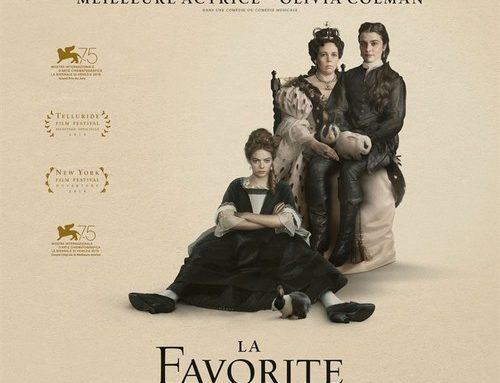 La Favorite: la guerre des femmes.