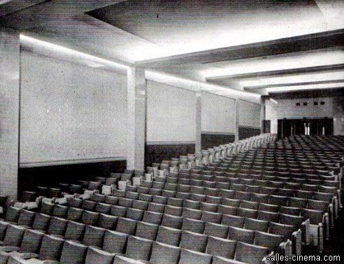 Cinéma des Champs-Elysées à Paris