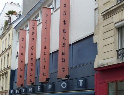 Cinéma L'Entrepôt à Paris