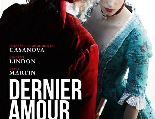 Dernier amour: le crépuscule de Casanova.