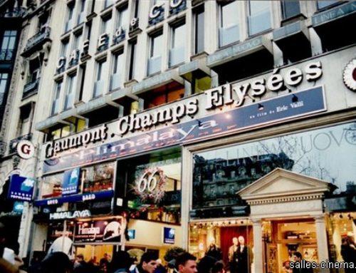 Cinéma Gaumont Champs-Elysées à Paris